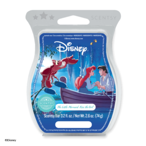 NEW! THE LITTLE MERMAID KISS THE GIRL SCENTSY BAR