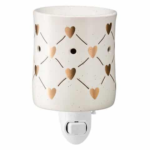 LOVE CONNECTION SCENTSY MINI WARMER