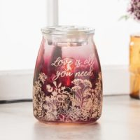 LOVE IS ALL YOU NEED SCENTSY WARMER (1) | SCENTSY COMPLETE SCENT LIST FOR SPRING SUMMER 2020
