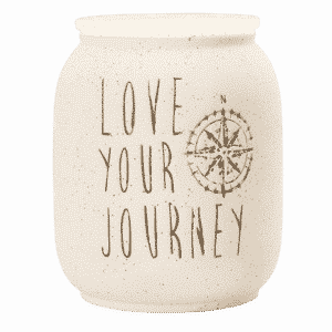 LOVE YOUR JOURNEY SCENTSY WARMER | LOVE YOUR JOURNEY SCENTSY WARMER | Shop Scentsy | Incandescent.Scentsy.us
