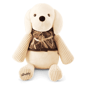 LUKE THE LAB SCENTSY BUDDY FRONT 1