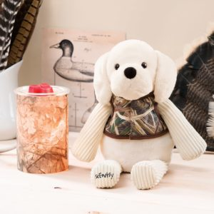 LUKE THE LAB SCENTSY BUDDY INCANDESCENT