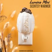 LUMINA MINI SCENTSY WARMER