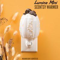 LUMINA MINI SCENTSY WARMER