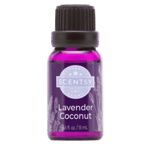 Lavender Coconut Scentsy Oil