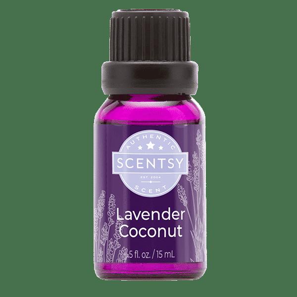 Lavender Coconut Scentsy Oil | NEW! Lavender Coconut Natural Scentsy Oil | Incandescent.Scentsy.us