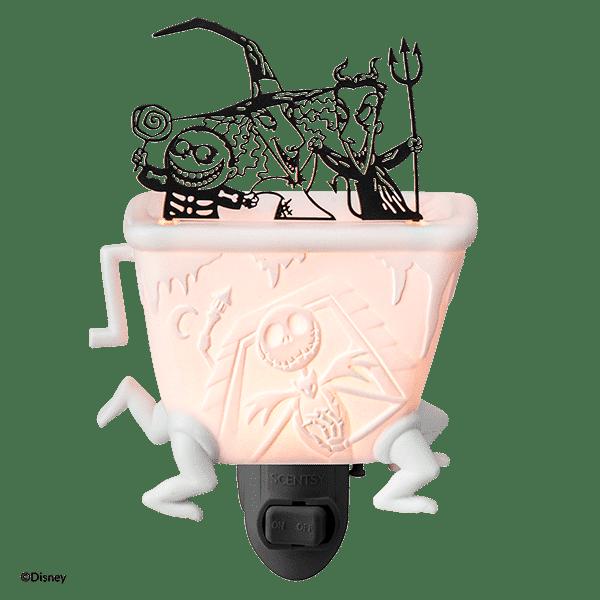 Lock Shock Barrel Scentsy Mini Warmer1