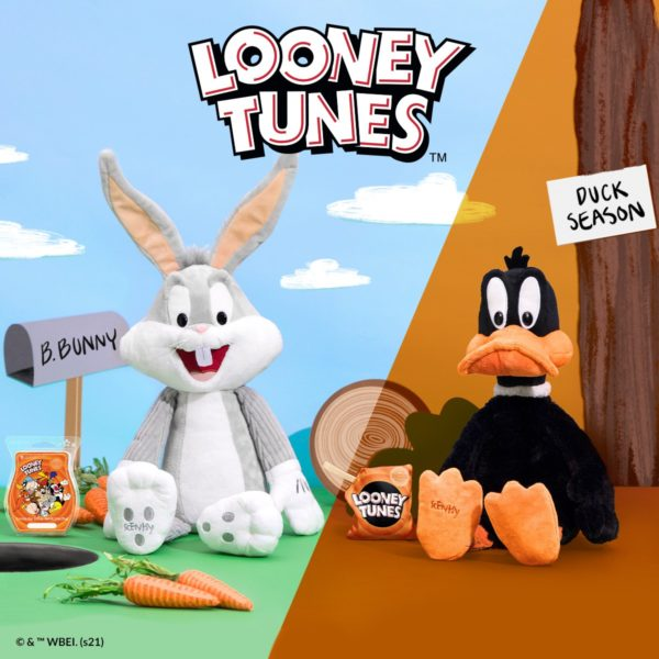Looney Tunes Scentsy Collection 2 | Bugs Bunny Scentsy Buddy | Looney Tunes Scentsy Collection