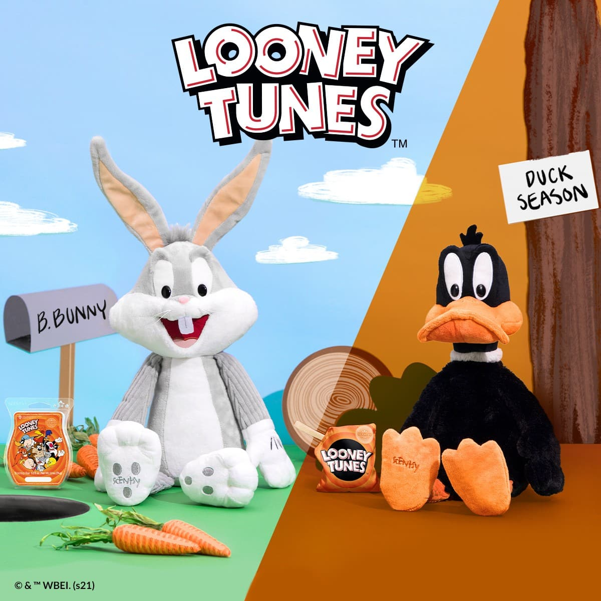 Looney Tunes Scentsy Collection 2