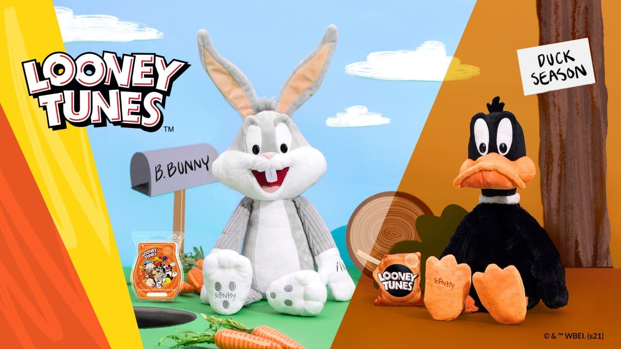Looney Tunes Scentsy Collection