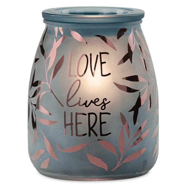 Love Lives Here Scentsy Warmer6 | Love Lives Here Scentsy Warmer
