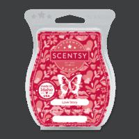 Love Story Scentsy Bar