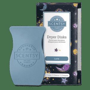 Luna Scentsy Dryer Disks