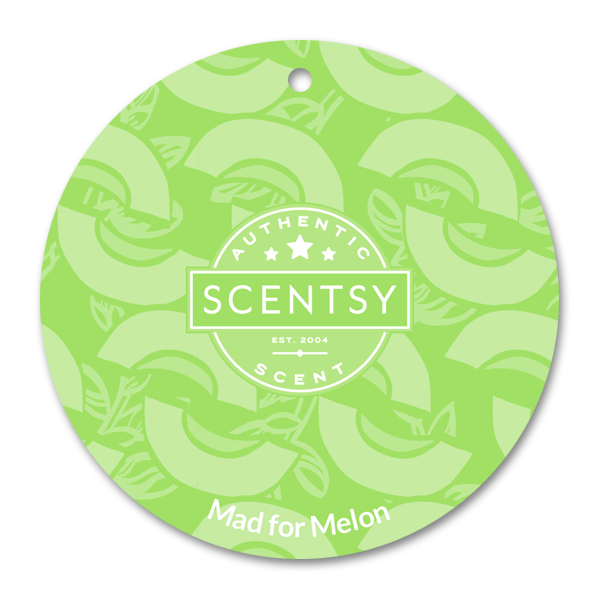 MAD FOR MELON SCENTSY SCENT CIRCLE