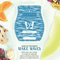 MAKE WAVES SCENTSY SCENT ROOM SPRAY
