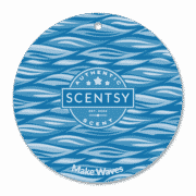MAKE WAVES SCENTSY SCENT CIRCLE