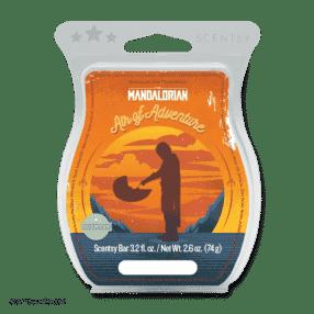 MANDALORIAN AIR OF ADVENTURE SCENTSY BAR