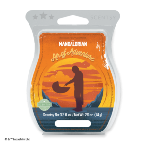 THE MANDALORIAN: AIR OF ADVENTURE SCENTSY BAR