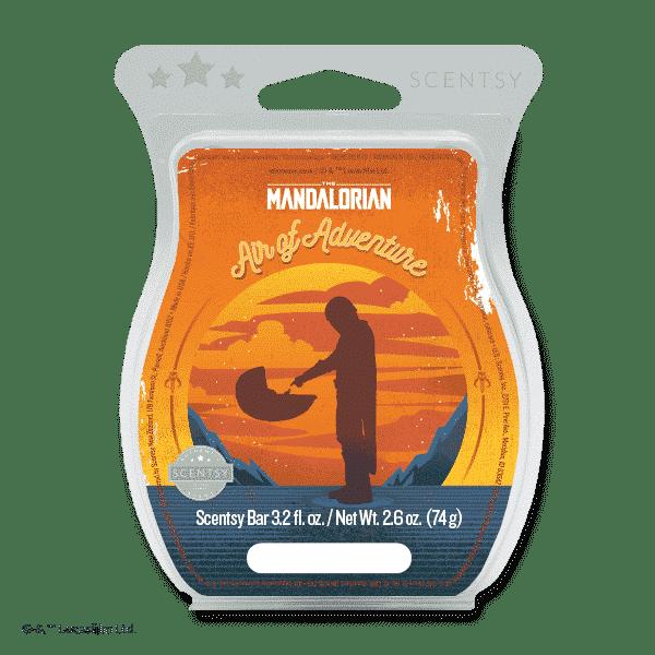 THE MANDALORIAN: AIR OF ADVENTURE SCENTSY BAR