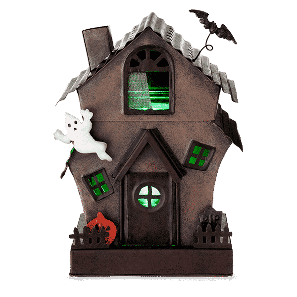 MANIC MANSION SCENTSY WARMER | MANIC MANSION HAUNTED HOUSE SCENTSY WARMER | Shop Scentsy | Incandescent.Scentsy.us