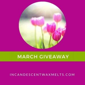 MARCH 2021 GIVEAWAY 1