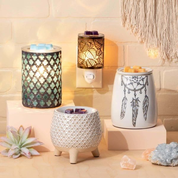 MARRAKESH ASPEN DREAM CATCHER TAKE A STAND SCENTSY WARMERS