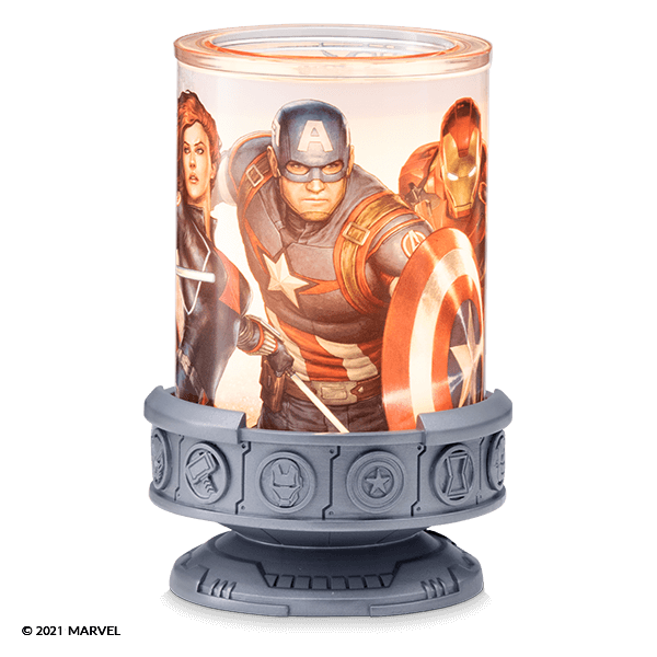 NEW! MARVEL SCENTSY WARMER | SPRING 2021 | Incandescent.Scentsy.us
