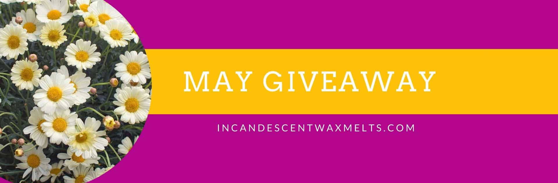 may scentsy giveaway