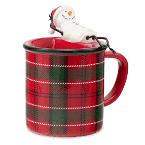 MELT MY HEART MUG HOLIDAY SCENTSY WARMER