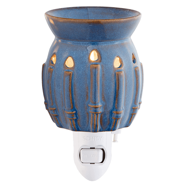 MENORAH SCENTSY MINI WARMER