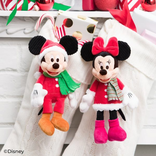 MICKEY MINNIE MOUSE SCENTSY BUDDY CLIPS