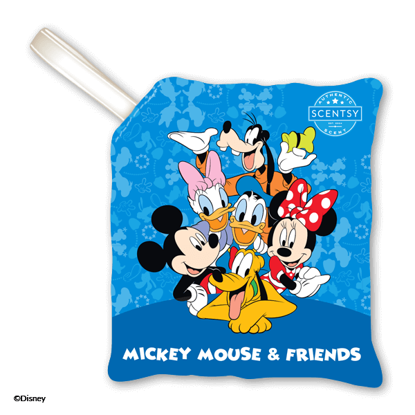 MICKEY MOUSE & FRIENDS SCENTSY SCENT PAK