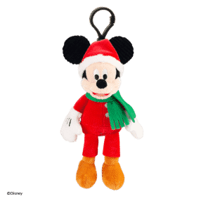MICKEY MOUSE HOLIDAY SCENTSY BUDDY CLIP