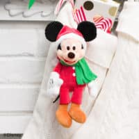 MICKEY MOUSE SCENTSY BUDDY CLIP HOLIDAY 2020