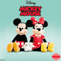 MICKEY MOUSE - SCENTSY BUDDY, MINNIE MOUSE - SCENTSY BUDDY, DISNEY COLLECTION FROM SCENTSY