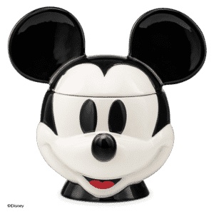 MICKEY MOUSE SCENTSY WARMER FRONT