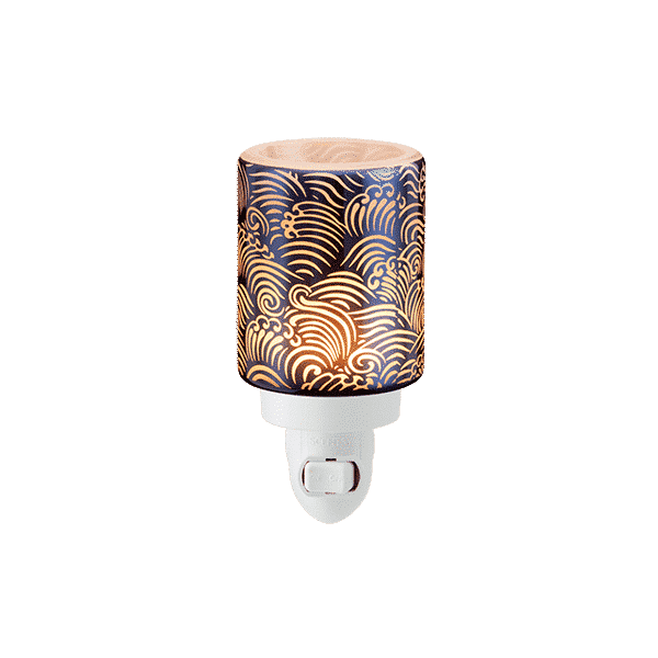 MIDNIGHT TIDE MINI SCENTSY WARMER PNG
