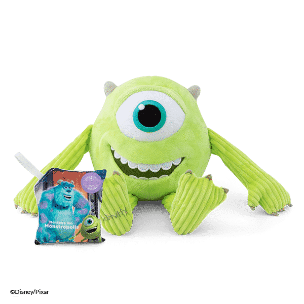 MIKE SCENTSY BUDDY MONSTERS INC