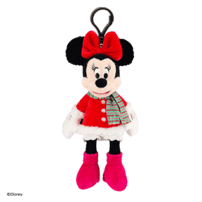 MINNIE MOUSE HOLIDAY SCENTSY BUDDY CLIP