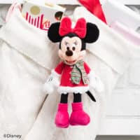 MINNIE MOUSE SCENTSY BUDDY CLIP HOLIDAY 2020