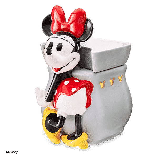 MINNIE MOUSE SCENTSY WARMER | DISCONTINUED