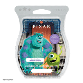 MONSTROPOLIS MONSTERS INC SCENTSY BAR