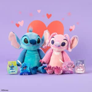 Stitch and Angel – Scentsy Buddies and Scentsy Bars Bundle