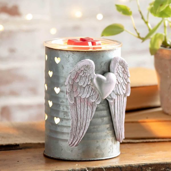 ANGEL WINGS SCENTSY WARMER | NEW! ANGEL WINGS SCENTSY WARMER | Shop Scentsy | Incandescent.Scentsy.us