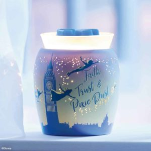 TINKERBELL FAITH TRUST & PIXIE DUST SCENTSY WARMER