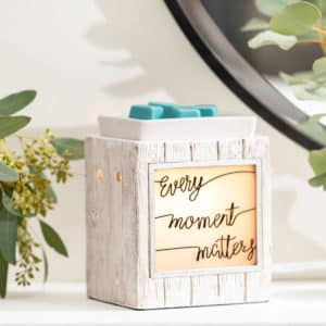 EVERY MOMENT MATTER SCENTSY WARMER