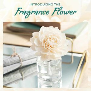 SCENTSY FRAGRANCE FLOWER