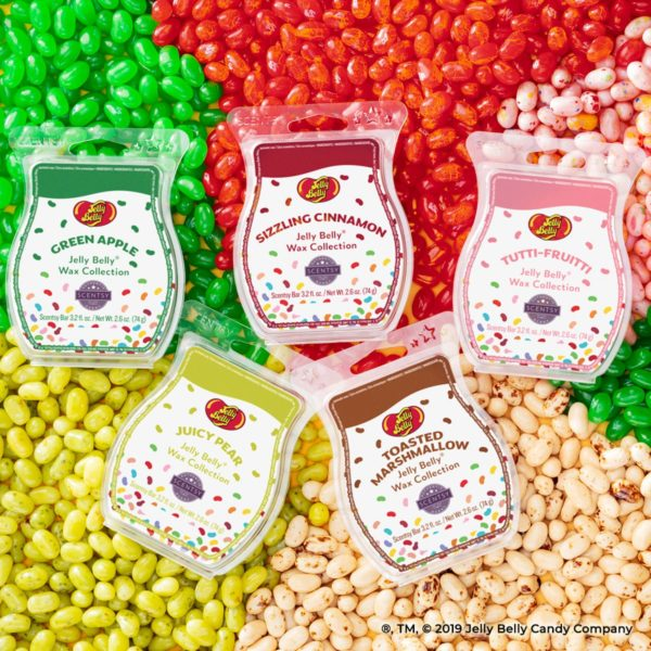 SCENTSY JELLY BELLY WAX COLLECTION