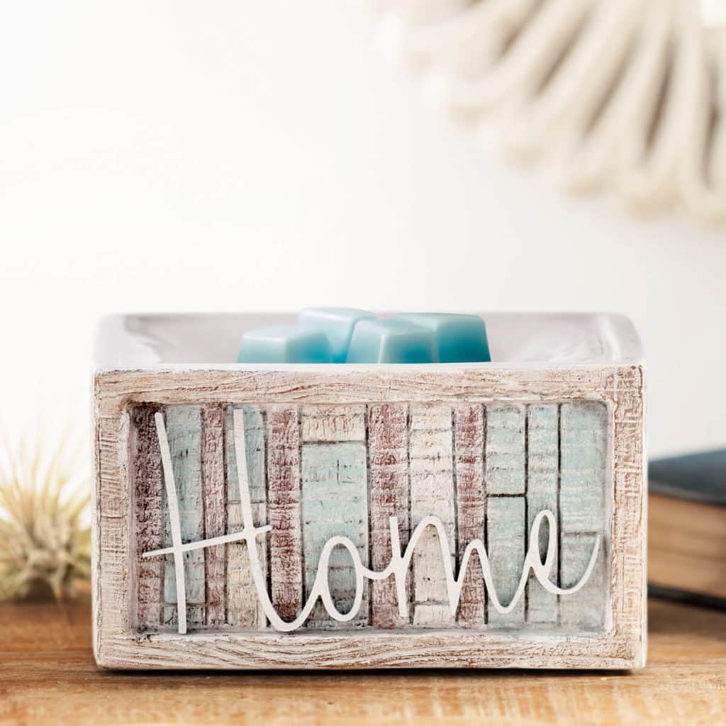 WHENEVER IAM WITH YOU (HOME) SCENTSY WARMER
