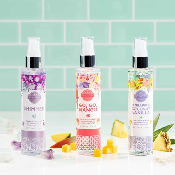 MT-FragranceMist-All-R1R3 | NEW! PRICKLY PEAR & AGAVE SCENTSY BODY MIST SPRAY | Shop Scentsy | Incandescent.Scentsy.us